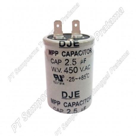 Capacitor 2.5 mF