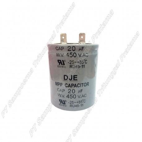 Capacitor 20 mF