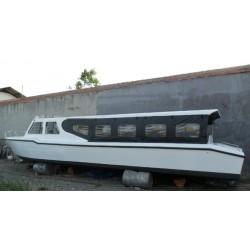 Longboat Passenger Fiberglass