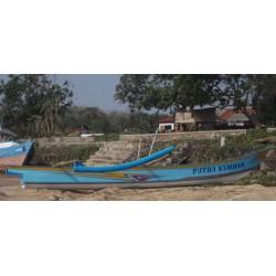 Kapal Nelayan / Jukung