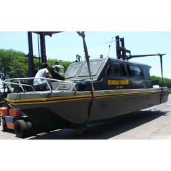 Speed Boat Patroli TNI