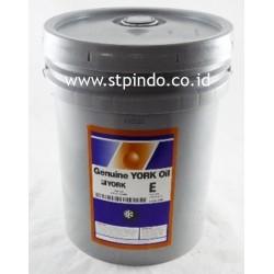 Spare Parts Chiller Oil York E
